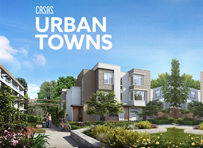 Casas Urban Towns